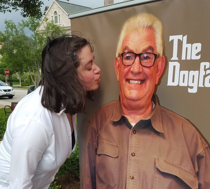 The DogFather Kiss